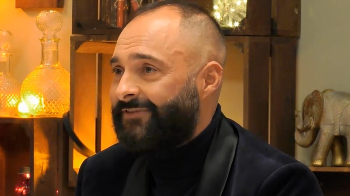 Juanjo parla de la seva experiència amb els 'orcs' a 'First Dates': «No hi ha un tio lleig, sinó un cubata sense beure»
