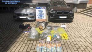 ulado un grupo criminal dedicado al transporte de cocaína desde España hasta Países Bajos.