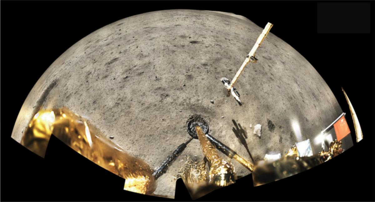 Lagos y volcanes completan la historia desconocida de Marte y la Luna