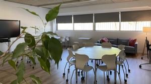 Una de las escuelas diseñadas por Smart Classroom Project