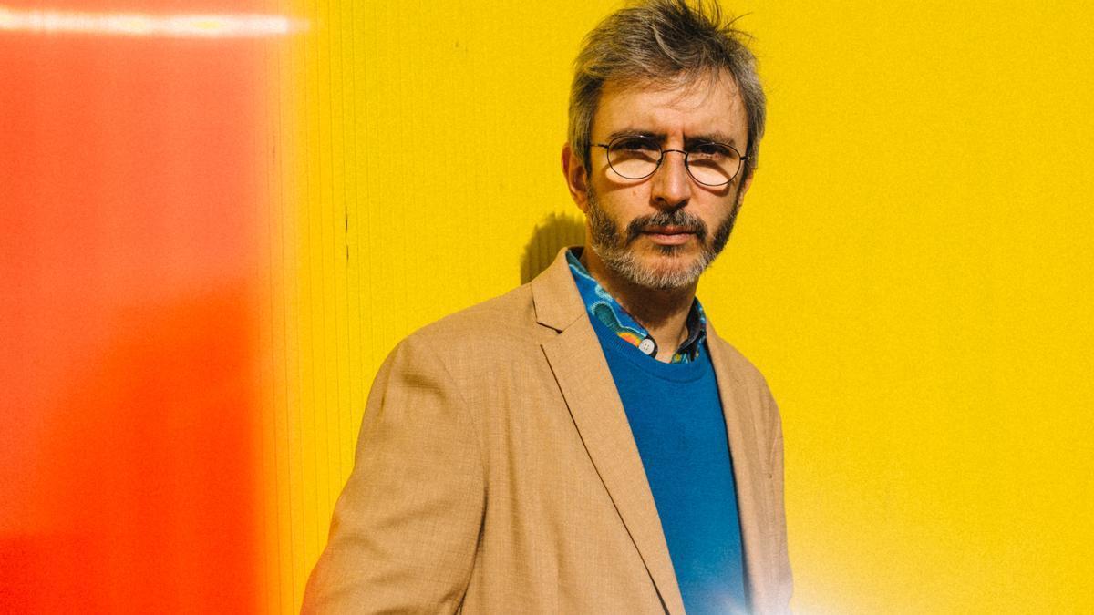 Xoel López, en una imagen promocional.