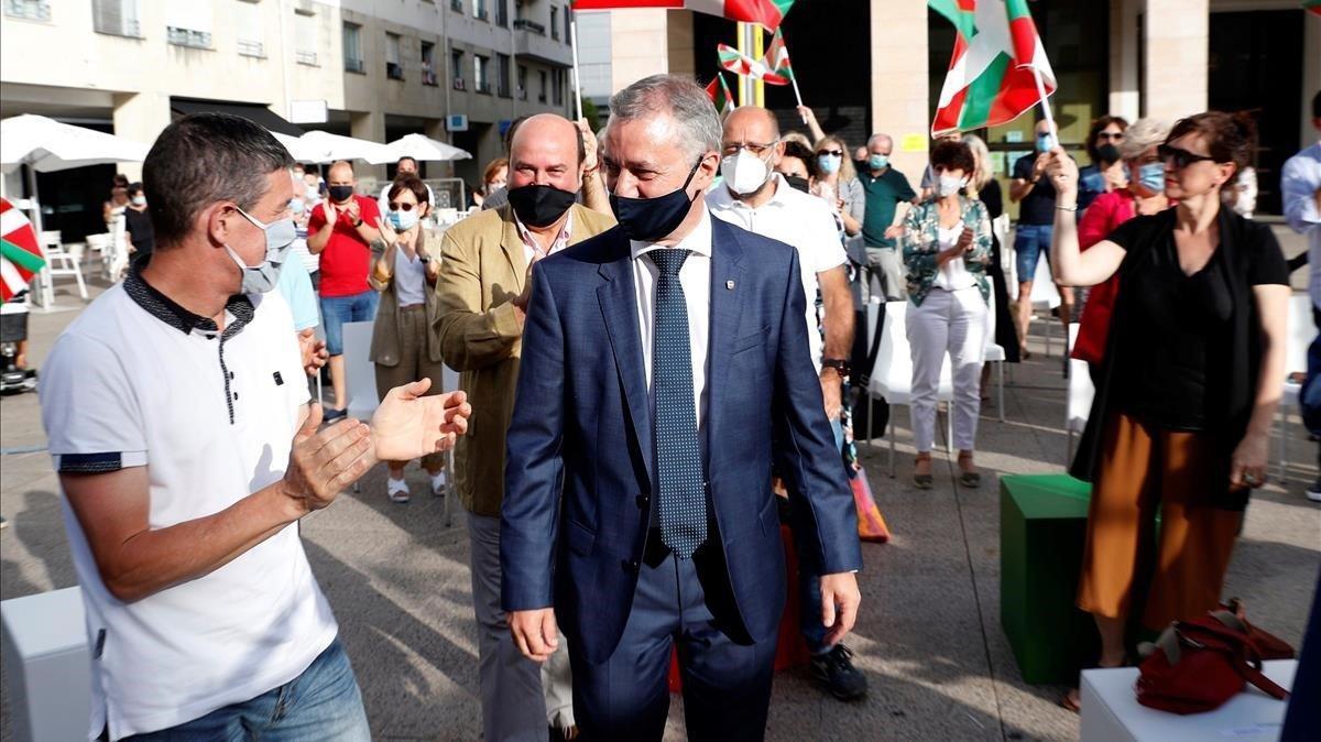 Iñigo Urkullu, l'home del partit bicèfal