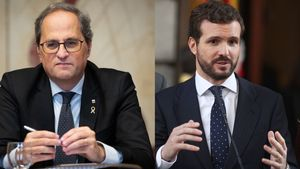 El PP es querella contra Torra per «usurpació de funcions públiques»