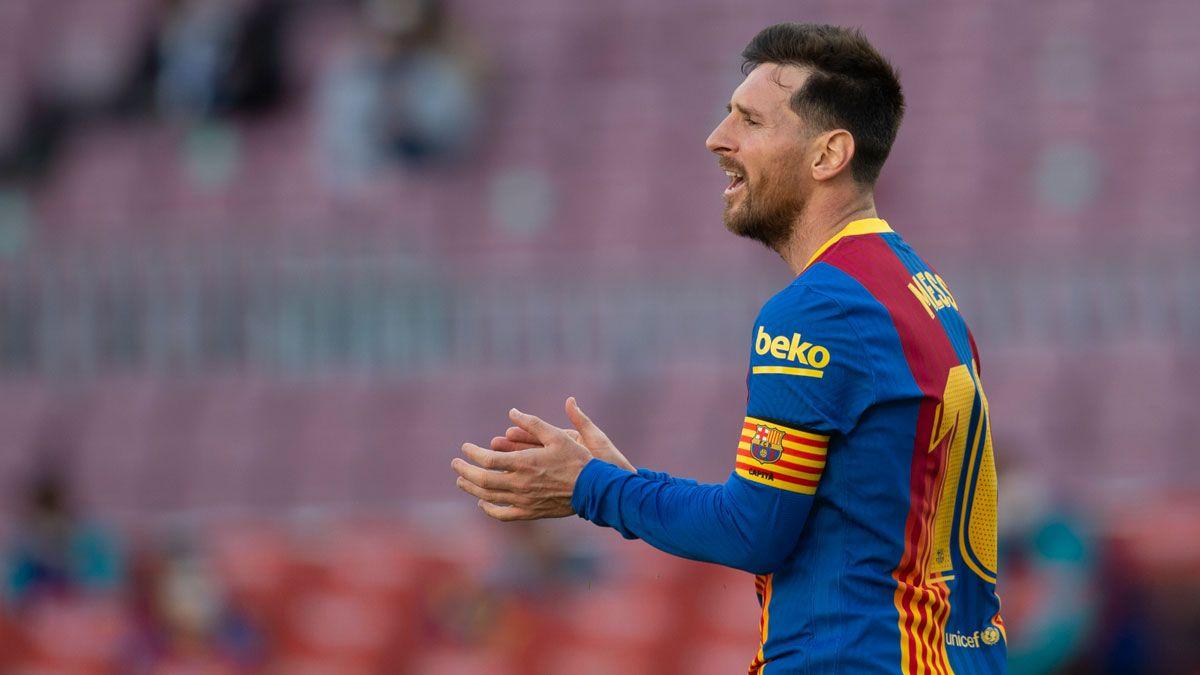 El Barça llega a un principio de acuerdo con Messi por cinco años