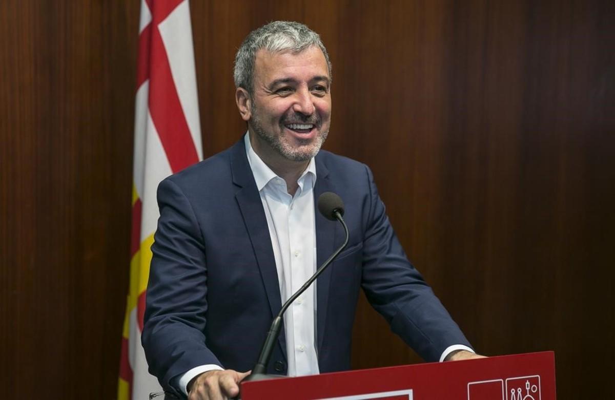 Jaume Collboni, teniente de alcalde de Empresa en el Ayuntamiento de Barcelona.