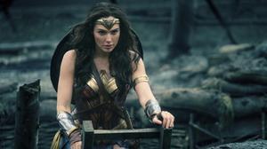 Gal Gadot, en una escena de 'Wonder Woman'.
