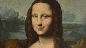 Una famosa còpia de la Mona Lisa se subhasta per 2,9 milions d'euros a París