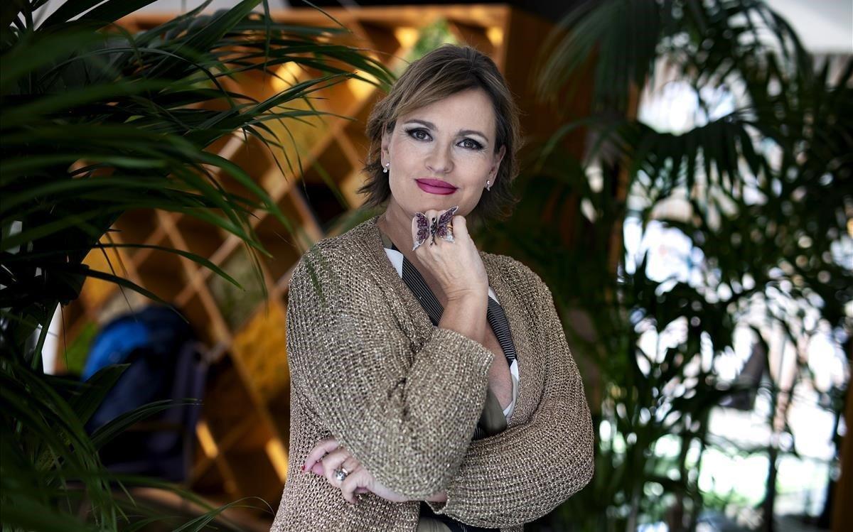 Ainhoa Arteta: «Això de Plácido Domingo és una caça de bruixes»