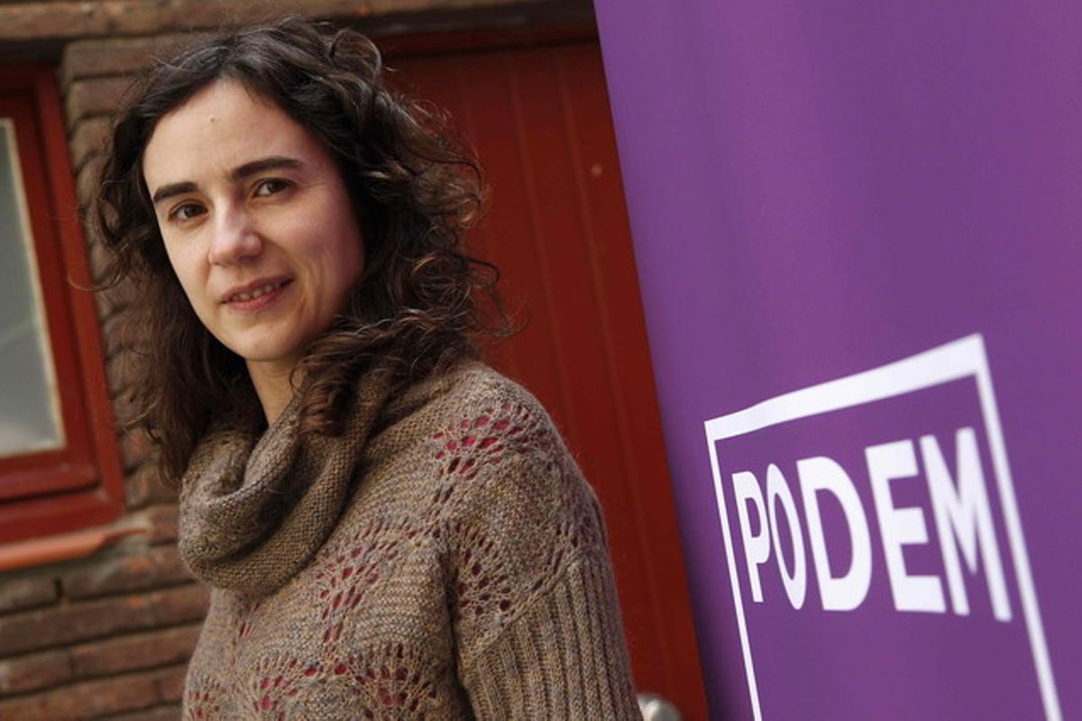La secretaria general de Podem Catalunya, Gemma Ubasart, ha anunciado este sábado su dimisión.