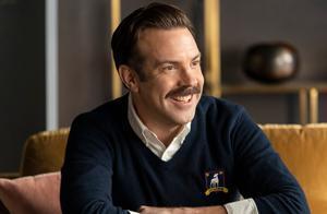 Jason Sudeikis en la segunda temporada de 'Ted Lasso'.