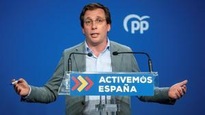 El 'momentum' d'Almeida en el PP