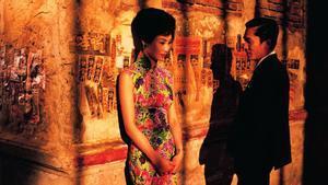 Fotograma de 'In the mood for love (Deseando amar)', de Wong Kar-wai.