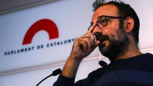 La CUP considera el viaje de Puigdemont a Bruselas como una buena estrategia.