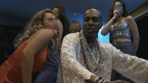 El príncep africà de les festes il·legals a Madrid, acusat de violència masclista