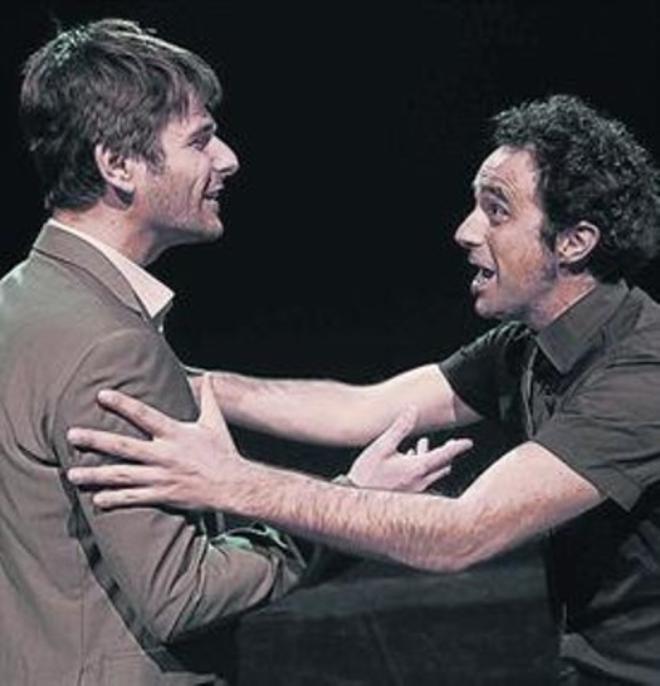 Toni Agustí i Xavo Giménez, a 'Penev'.