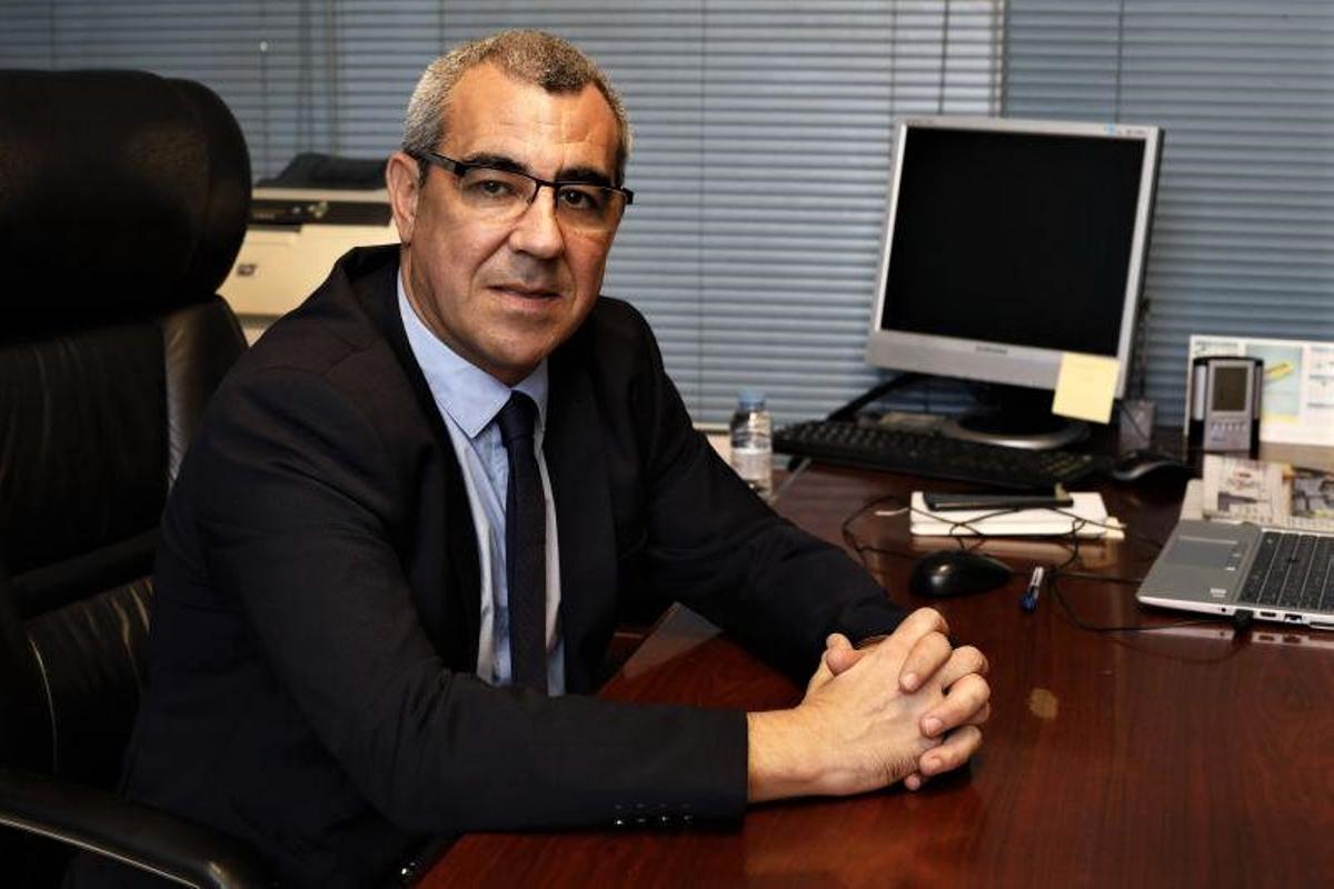 Jesús Javier Prado.