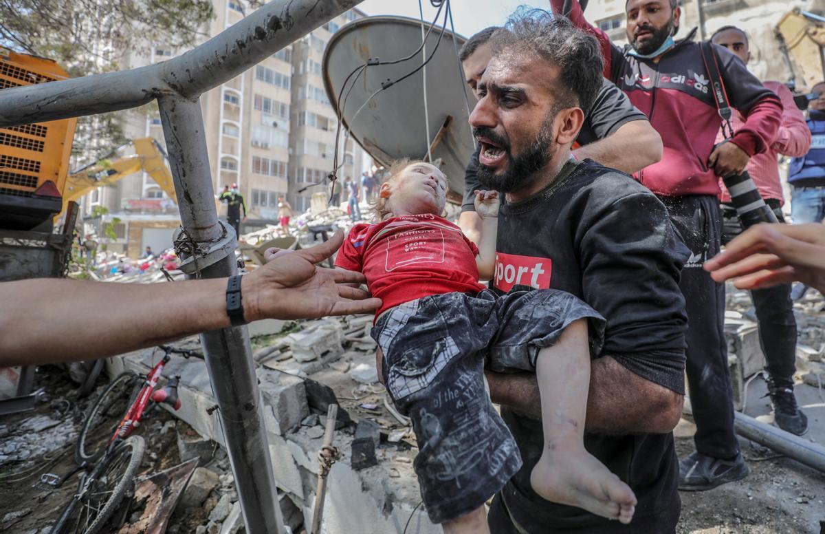 Compte enrere a Gaza