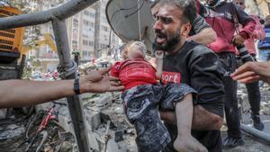 La condemna de néixer a Gaza