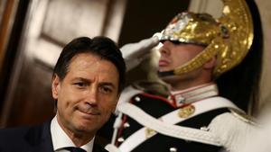 Conte accepta l'encàrrec del president d'Itàlia perquè formi Govern