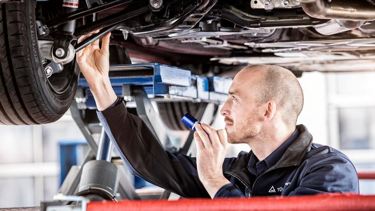 ITV: Todas las partes del coche que se revisan en la Inspección Técnica de Vehículos