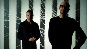 Ed Simons y Tom Rowlands:The Chemical Brothers.