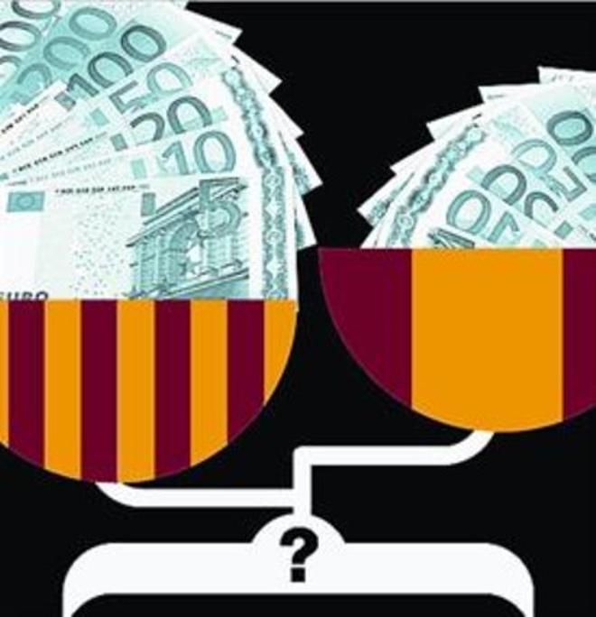 Taxes amb doble peatge a Catalunya