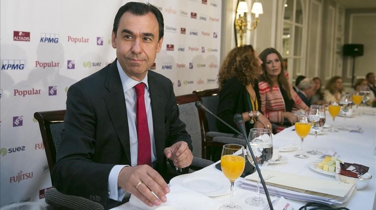 El coordinador general del PP, Fernando Martínez Maillo.