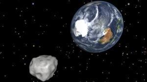 Un immens asteroide s'acosta a la Terra