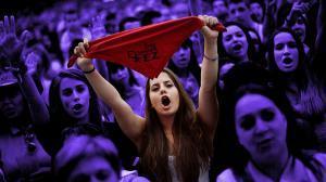 El #MeToo español: El caso de 'la Manada' despierta conciencias.