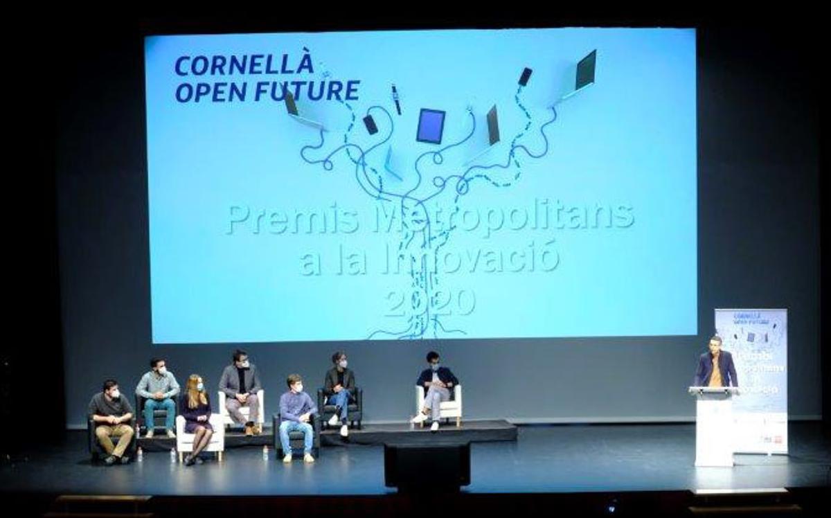 Sesión del programa Cornellà Open Future