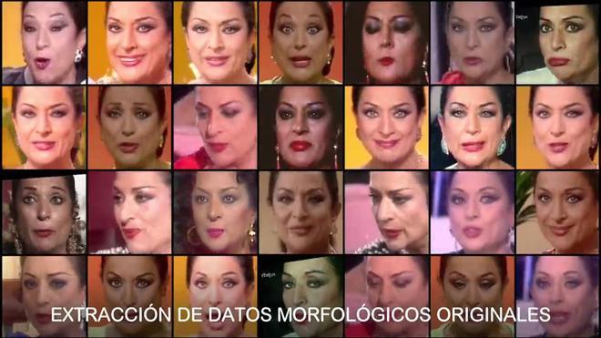 Cómo se hizo el deepfake de Cruzcampo con Lola Flores