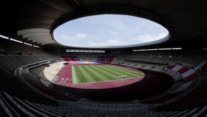 Així serà el protocol contra la Covid als estadis de l'Eurocopa 2021