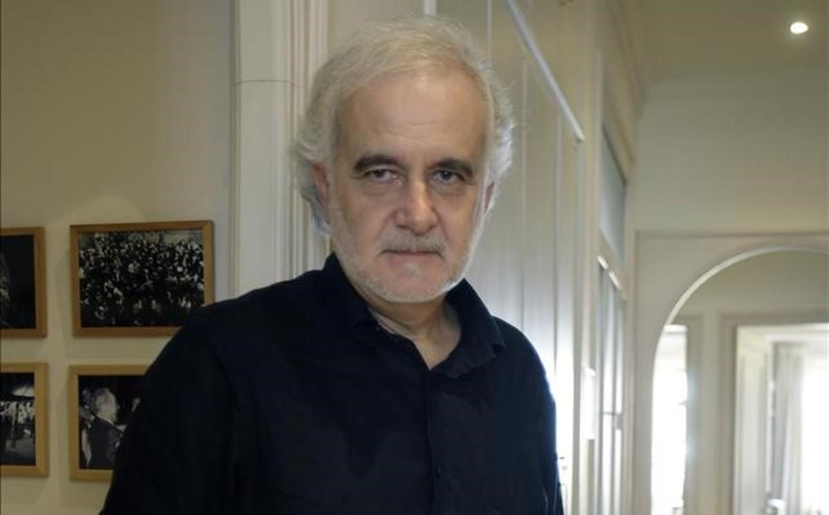 El ensayista Ramón Andrés.