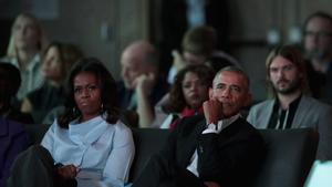 Los asesores legales de Barack y Michelle Obama argumentaron que su productora cuenta con una marca diferenciada.