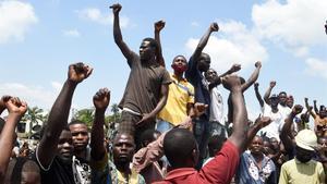 Sangrienta represión de una manifestación en Nigeria