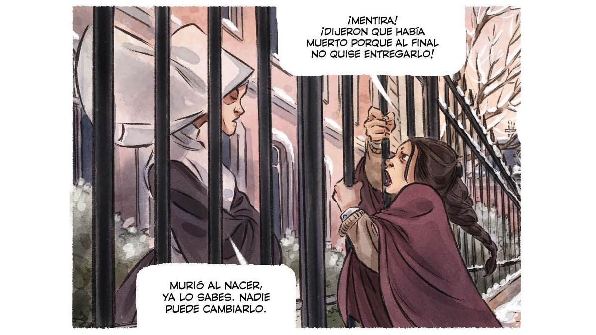 De la eugenesia al robo de niños y las torturas: las cloacas del franquismo en cómic