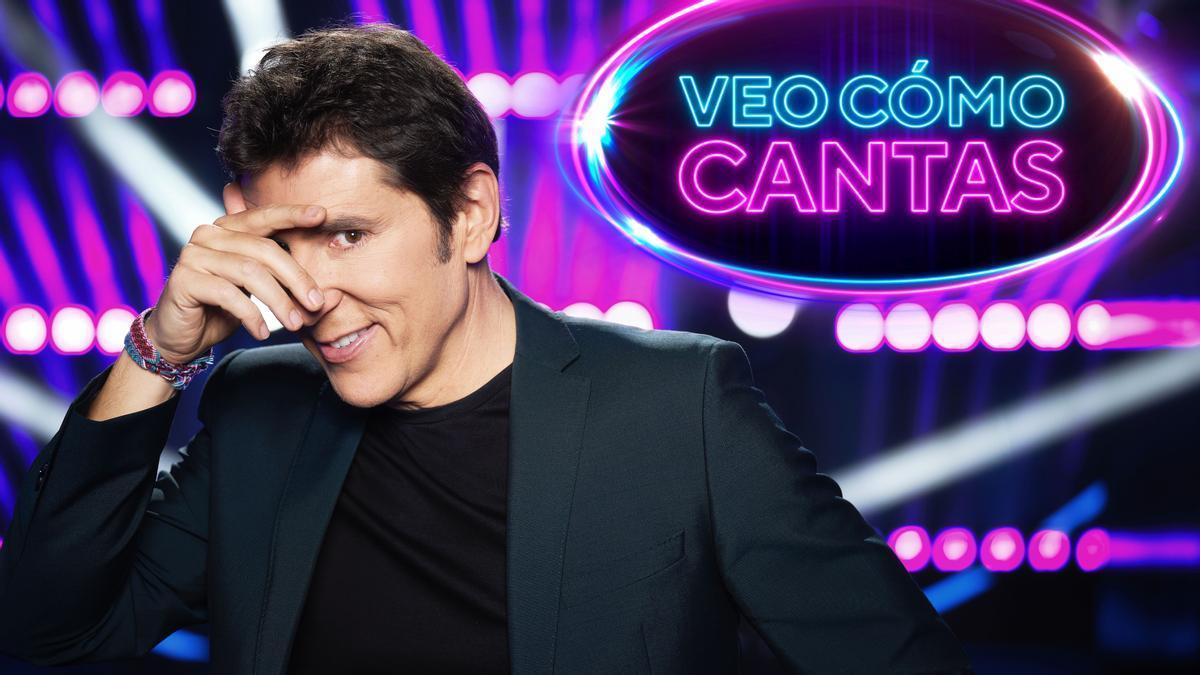 television 13/09/2021 Manel Fuentes en Veo cómo cantas