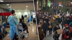 Así son las nuevas restricciones en Catalunya: Confinamiento perimetral y cierre de los centros comerciales