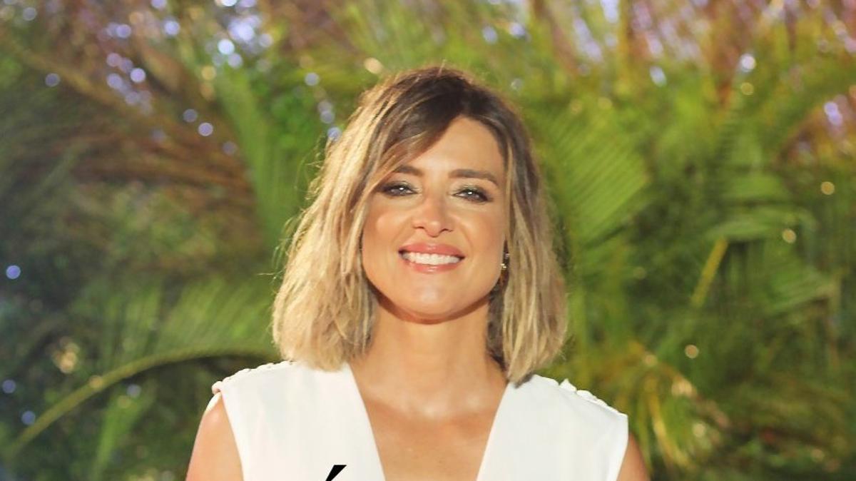 Sandra Barneda, presentadora de 'La última tentación'
