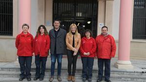Presentación del nuevo equipo de los Agentes Cívicos de Rubí.