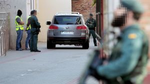 Els investigadors sospiten que l'arrestat va ajudar la cèl·lula de Ripoll a adquirir acetona
