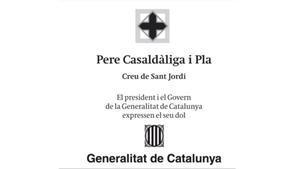 Pere Casàldaliga i Pla
