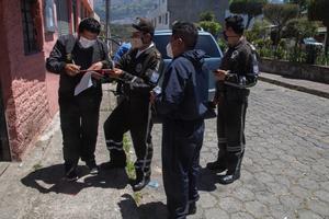 Según el Ministerio de Salud de Ecuador el país ya cuenta con 105.508 casos acumulados y 6.200 fallecidos.
