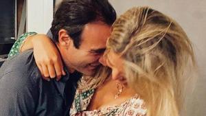 Ana Soria, la novia de Enrique Ponce, detenida por la Guardia Civil