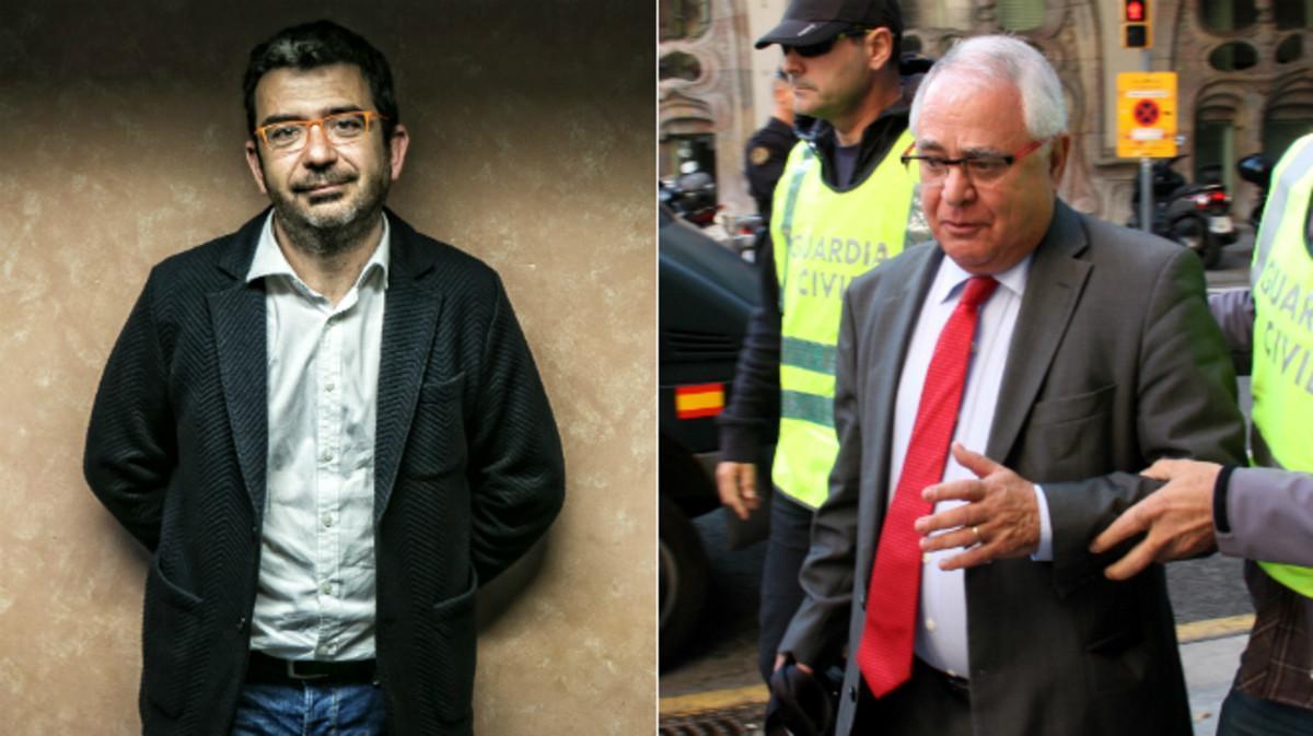 Francesc Sanchez y Andreu Viloca.