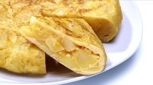 La tortilla de patatas, ¿con o sin cebolla?
