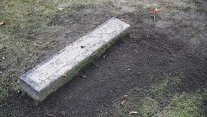 La tumba del criminal nazi Reinhardt Heydrich