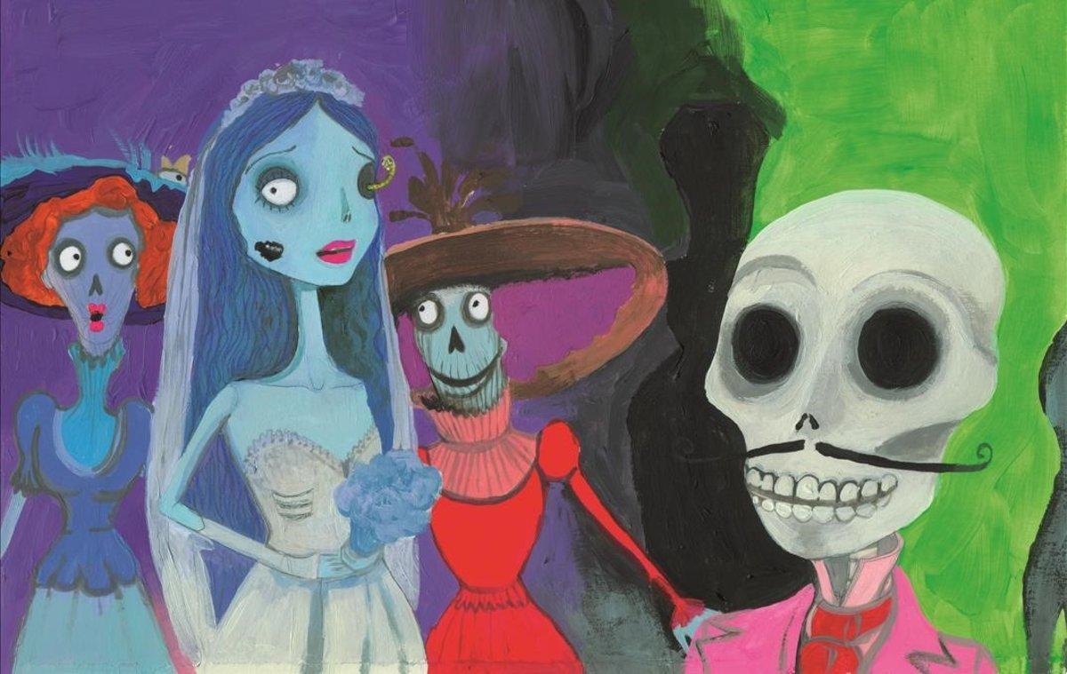 'La novia cadáver' en versión de Irene Mala.