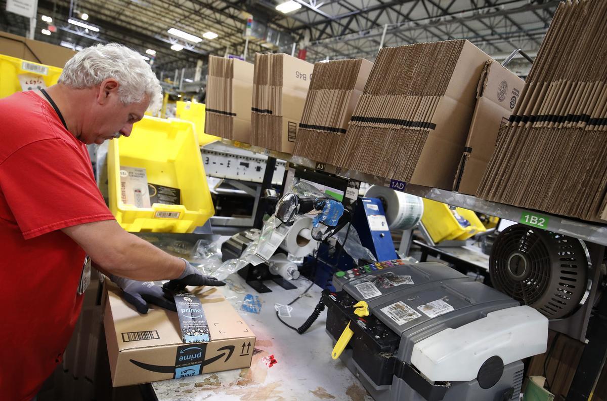 Amazon anuncia un nou centre logístic a Girona
