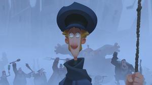 Imagen de la película de Netflix 'Klaus'.